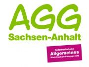 Logo der AGG-Netzwerkstelle Sachsen-Anhalt