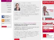 """Homepage der AG """"Migration und Vielfalt"""" Landesverband Sachsen-Anhalt"""