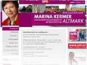 Marina Kermer – Bundestagskandidatin im Wahlkreis 66 – Altmark *