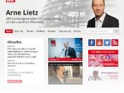 Arne Lietz – Bundestagskandidat im Wahlkreis 70 – Dessau-Wittenberg