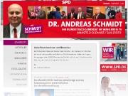Andreas Schmidt – Bundestagskandidat im Wahlkreis 74 – Mansfeld *