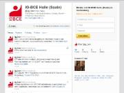 Twitter-Profil der IG-BCE Ortsgruppe Halle (Saale) - http://twitter.com/ig_bce