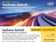Einladung für Veranstaltung der Politikwerkstatt Sachsen-Anhalt e.V.