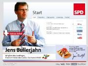 Homepage von Jens Bullerjahn