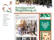 Homepage der Kreisjägerschaft Magdeburg