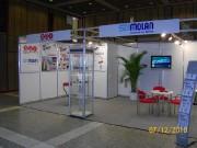 Messestand der SDI-Molan GmbH & Co. KG