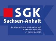 Logo, SGK Sachsen-Anhalt e.V.
