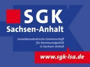 Roll-Up-Display, SGK Sachsen-Anhalt e.V.