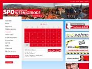 Homepage der SPD Wernigerode - www.spd-wernigerode.de