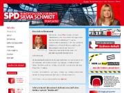 Homepage der Bundestagsabgeordneten Silvia Schmidt - www.silviaschmidt.de