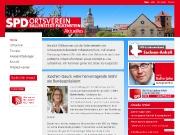 Homepage der SPD Ballenstedt-Falkenstein - www.spd-ballenstedt-falkenstein.de