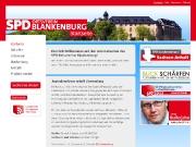 Homepage der SPD Blankenburg - www.spdblankenburg.de