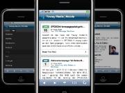 Yaway-Seiten für mobile Anwender