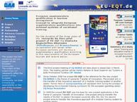 Leonardo Da Vinci Pilot Project EU-EQT