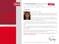 IQUO-Kongress in Berlin