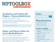 WPToolbox