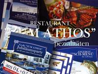 """Restaurant """"Zum Athos"""""""