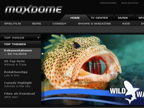 Maxdome – Videos per DSL