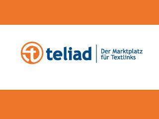 teliad – Der Marktplatz für Textlinks