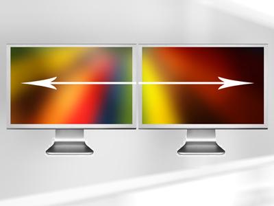 Kostenlose Dual Screen Wallpaper herunterladen