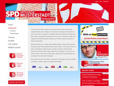 SPDBOX-Homepagepaket